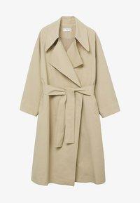 JOHAN - Trenchcoat - beige