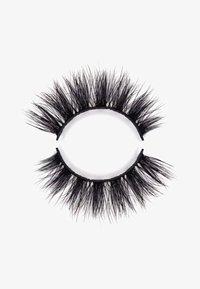 Melody Lashes - GLAM CAKE PEACHES&CREAM - False eyelashes - black - 0