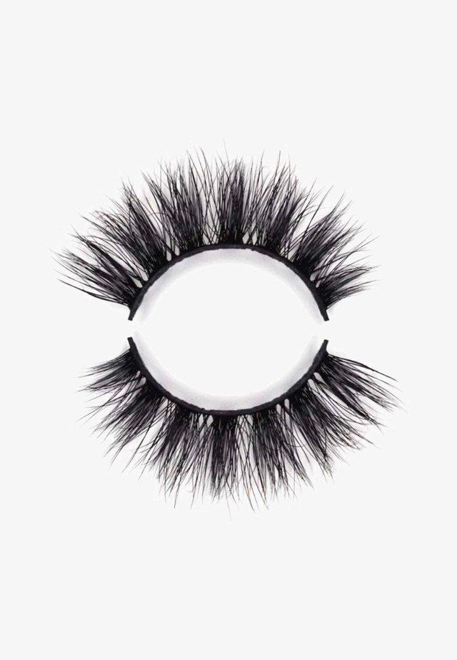 GLAM CAKE PEACHES&CREAM - False eyelashes - black
