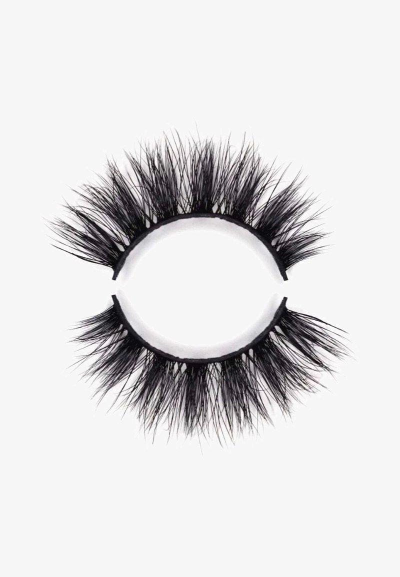 Melody Lashes - GLAM CAKE PEACHES&CREAM - False eyelashes - black