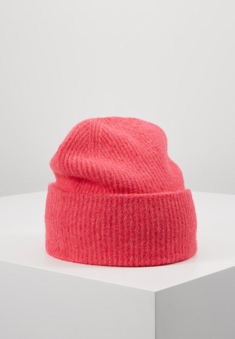 Samsøe Samsøe - NOR HAT - Mössa - rasberry