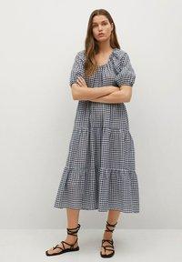 Mango - Day dress - svart - 0