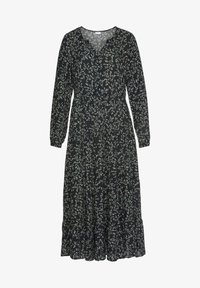 LASCANA - MAXIKLEID - Maxi dress - schwarz - 0
