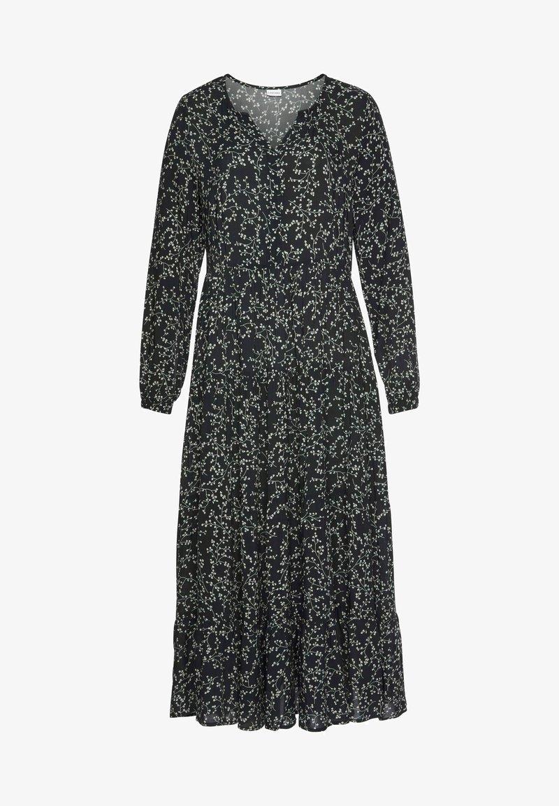LASCANA - MAXIKLEID - Maxi dress - schwarz
