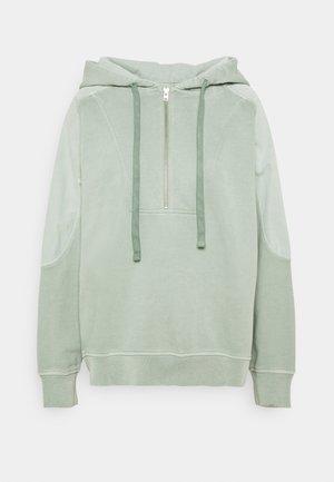 Sweatshirt - sage green