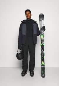 Salomon - HIGHLAND - Veste de ski - black/ebony - 1