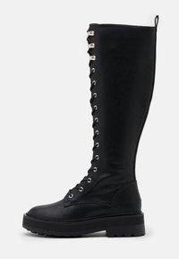 Even&Odd - Platform boots - black - 1