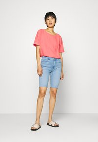 s.Oliver - KURZARM - Blouse - coral red - 1