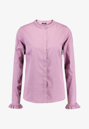 MATTIE - Button-down blouse - very grape