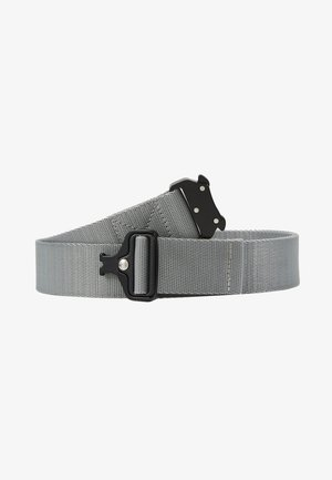 WING BUCKLE BELT - Ceinture - grey