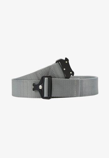 WING BUCKLE BELT - Belt - grey