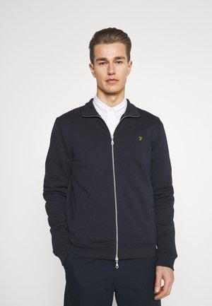 BOWMONT - Zip-up hoodie - true navy
