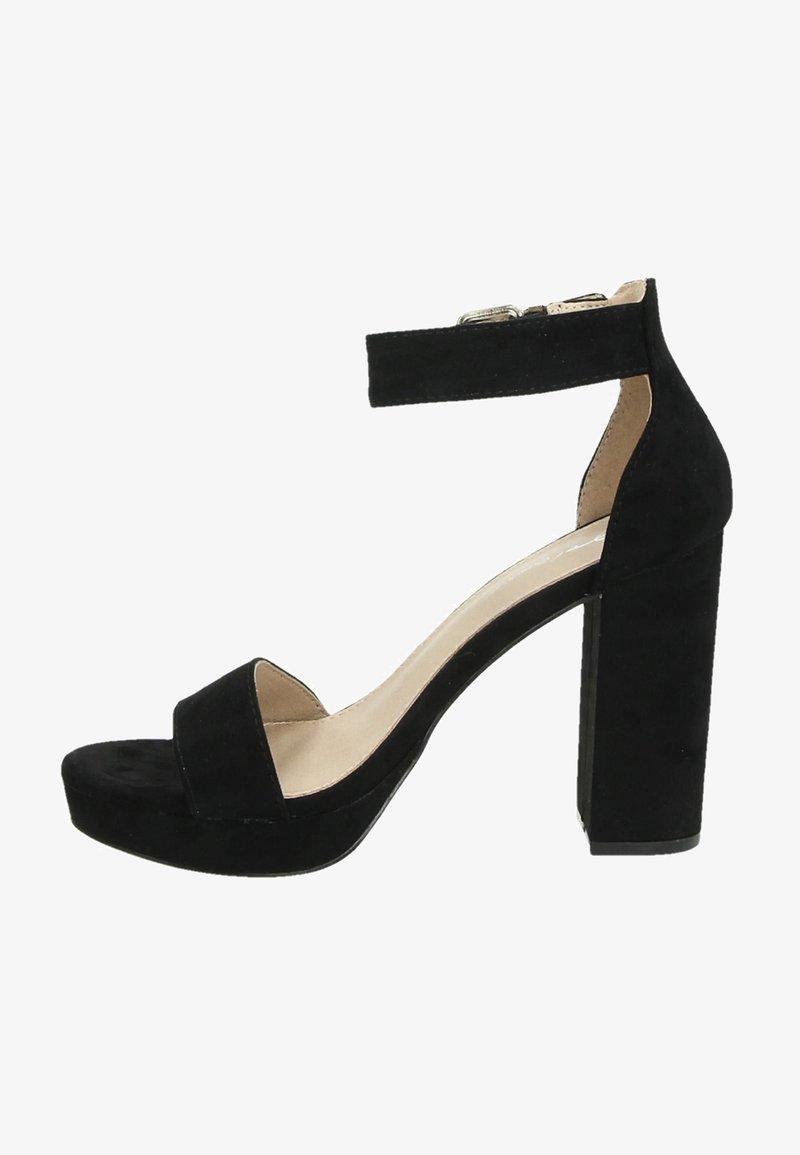 Dolcis - Sandalen met hoge hak - zwart