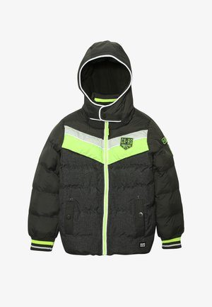 KIDS RUNDALL - Winter jacket - olive