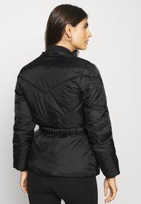 Armani Exchange - JACKET - Winter jacket - black - 3