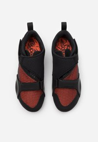 Nike Performance - SUPERREP CYCLE - Cyklistické boty - black/metallic silver/hyper crimson - 3