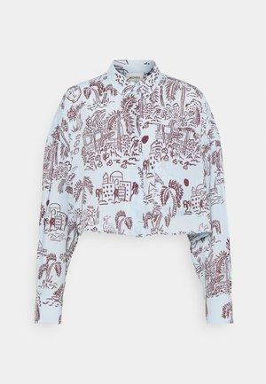 DONNA CROPPED - Skjorte - summerinfrance