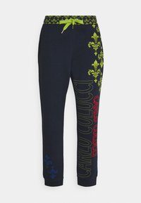 Carlo Colucci - UNISEX - Tracksuit bottoms - navy - 5