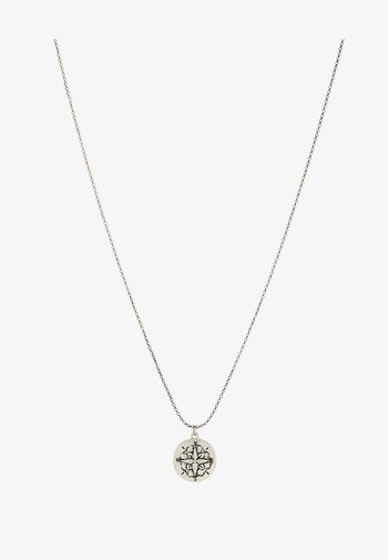 RICA NECKLACE - Ketting - silver-coloured