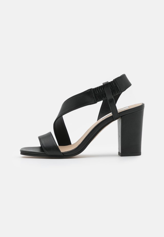 LEXY - Sandals - black