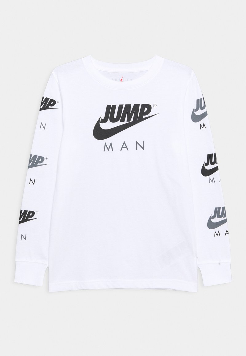 Jordan - JUMPMAN TRIPLE THREAT - Longsleeve - white