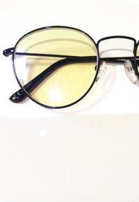 Icon Eyewear - VEGAS BLUE LIGHT GLASSES - Sunglasses - black - 3