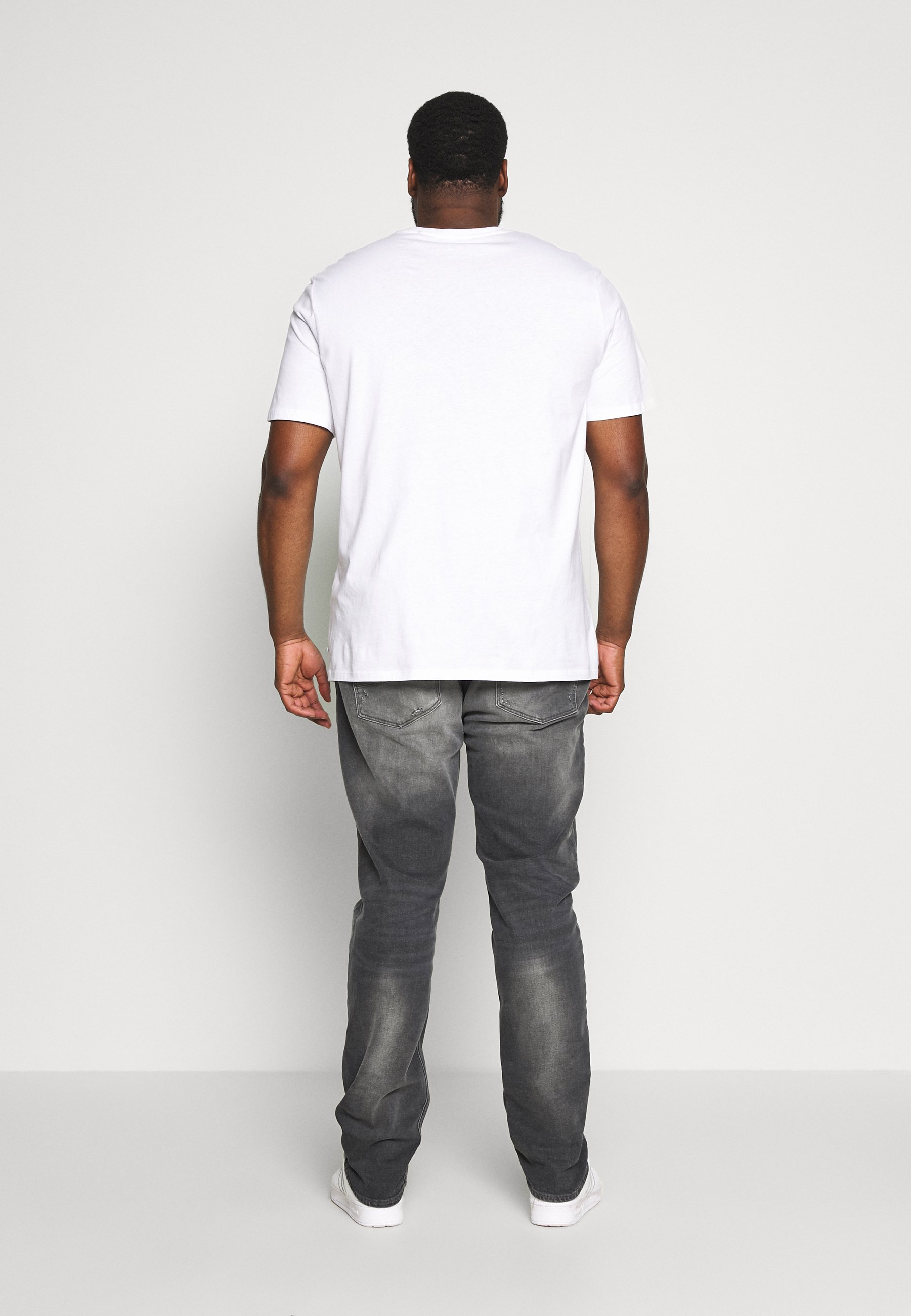 Cars Jeans STARK PLUS - Jean slim - grey used