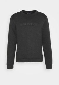 SNTIAL WARM  - Sweatshirt - black/heather