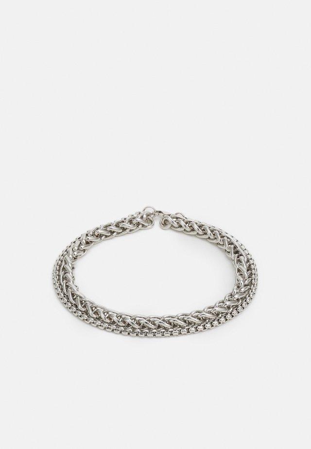BRACELET - Bransoletka - silver-coloured
