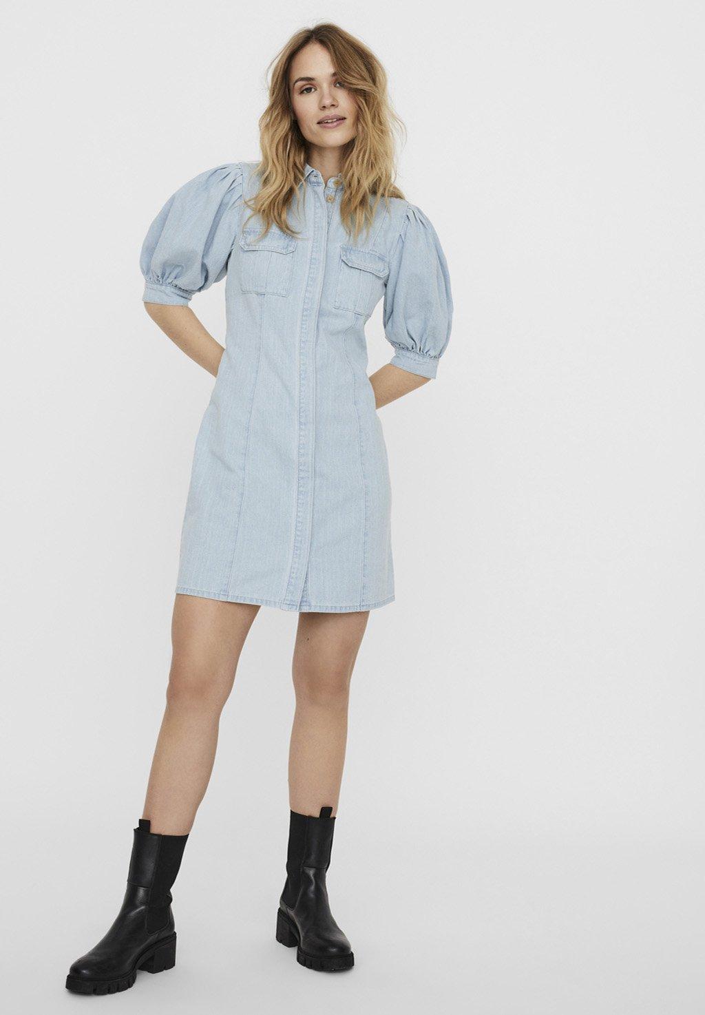 Femme VMALICIA - Robe en jean