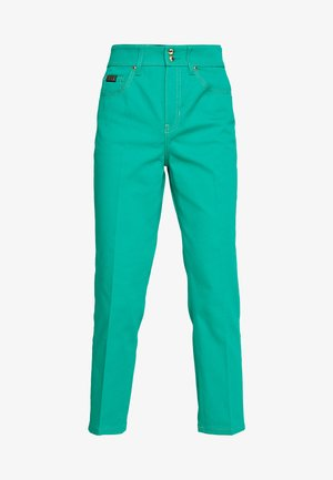 LADY TROUSER - Jeans Straight Leg - pure mint