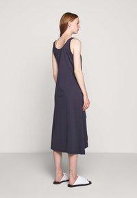 BLANCHE - DRAW DRESS TANK - Robe d'été - graphite - 2