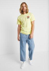 Obey Clothing - FUBAR PLEATED - Jean boyfriend - light indigo - 1