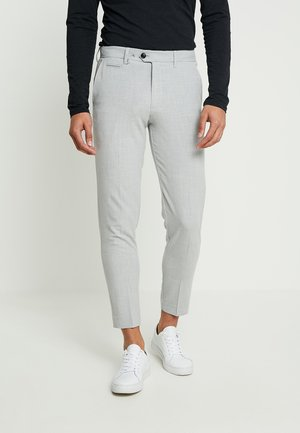 CLUB PANTS - Kangashousut - grey mix