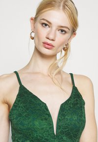 WAL G. - CAMRYN STRAPPY SKATER DRESS - Cocktail dress / Party dress - forest green - 3