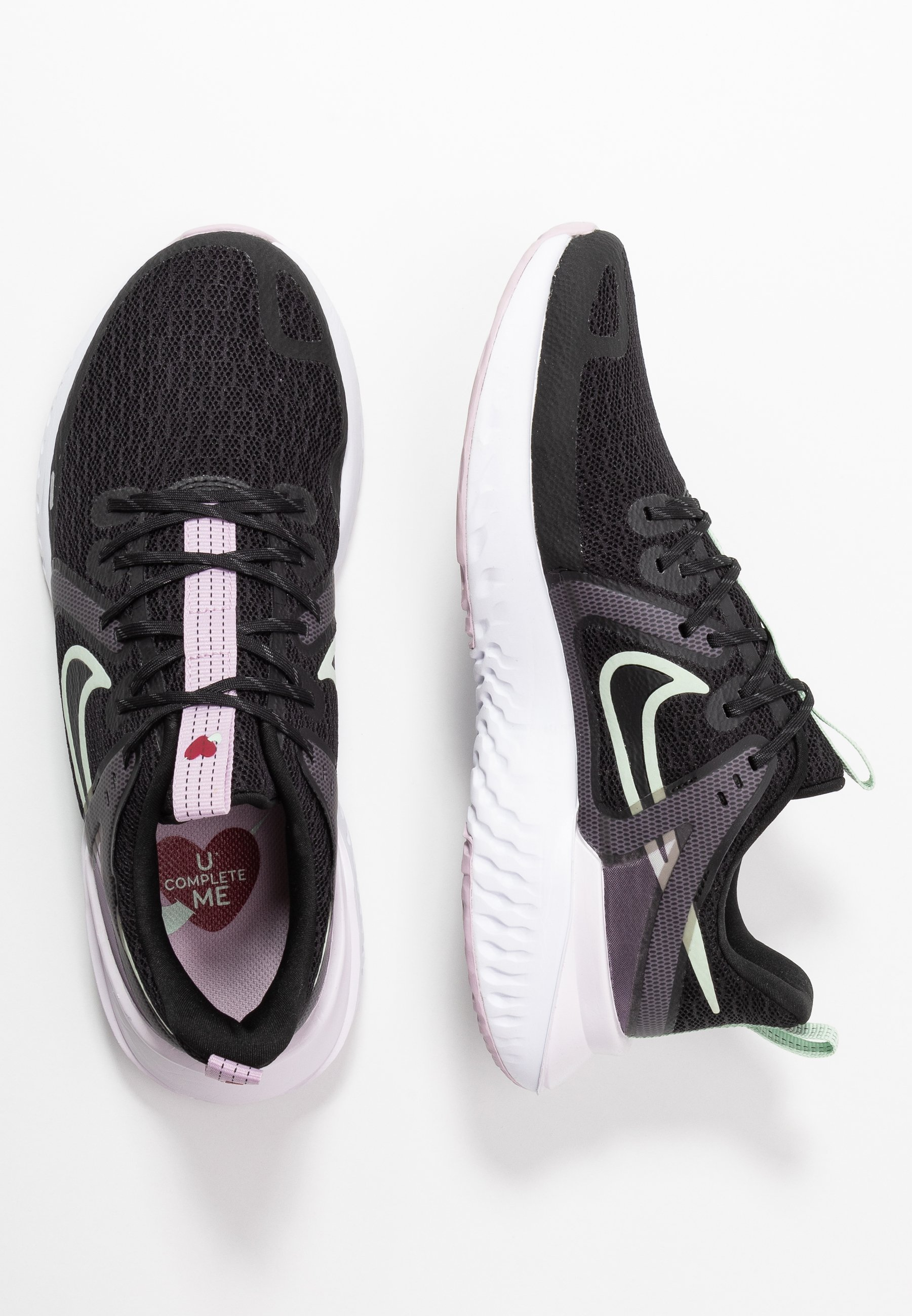 Nike Performance LEGEND REACT 2 Nøytrale løpesko black