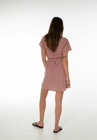 Protest - UNNA  - Day dress - terracota - 3