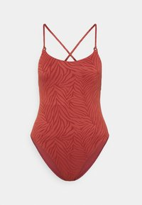 Roxy - WILDBABE - Swimsuit - marsala - 0