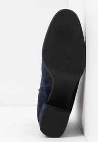 Anna Field - LEATHER BOOTIES - Classic ankle boots - dark blue - 6