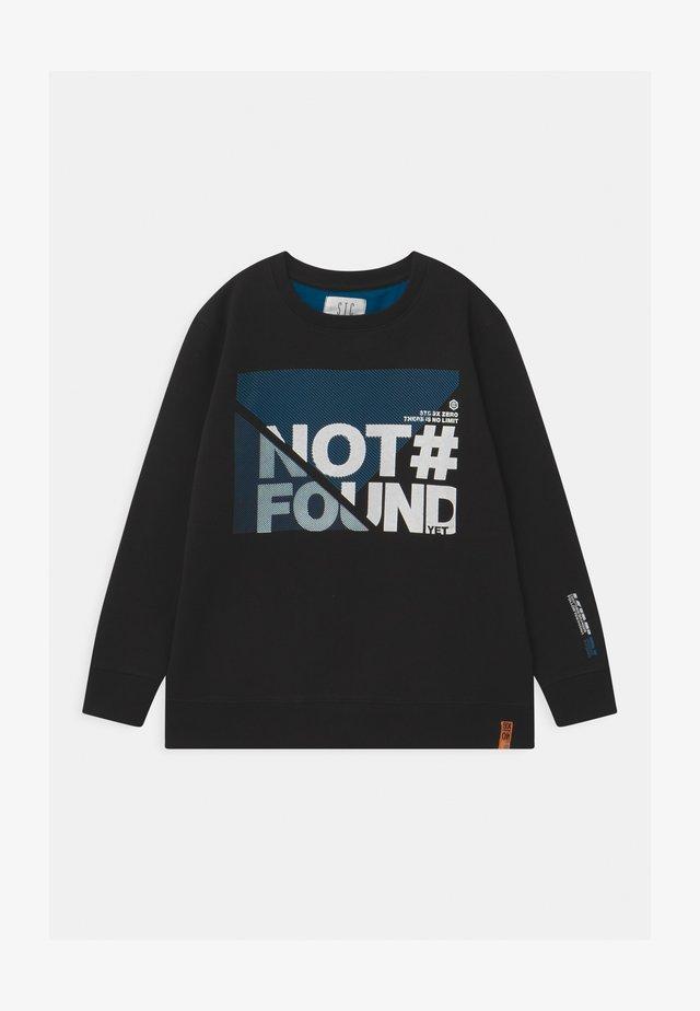 TEENAGER - Sweater - black