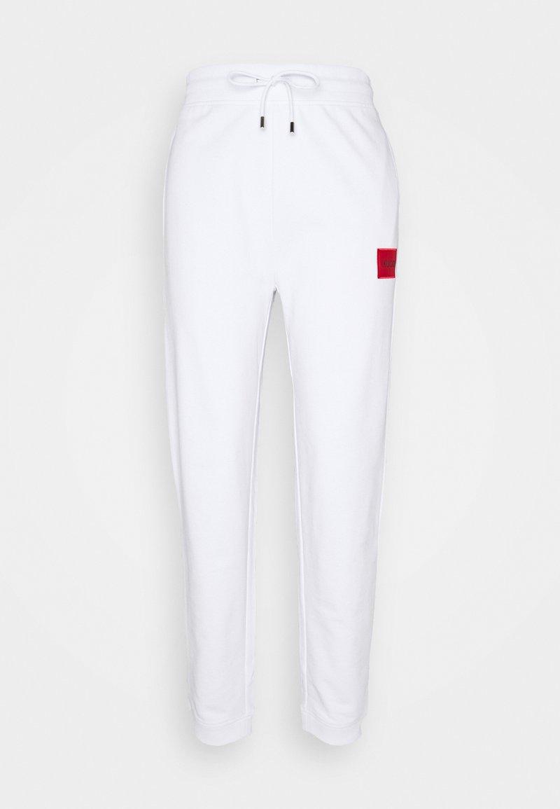 HUGO - DICHIBI REDLABEL - Tracksuit bottoms - white