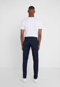 DRYKORN - PIET - Suit trousers - blue - 2