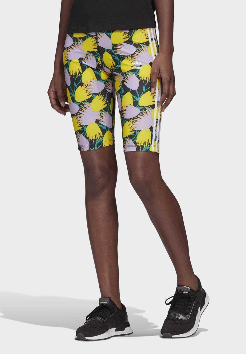 adidas Originals - CYCLING TIGHTS - Shorts - multicolour