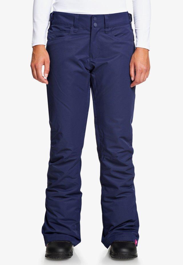 BACKYARD  - Snow pants - dark blue