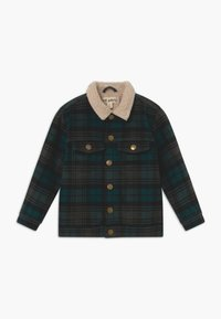Soft Gallery - BAYOU - Winter jacket - forrest check - 0
