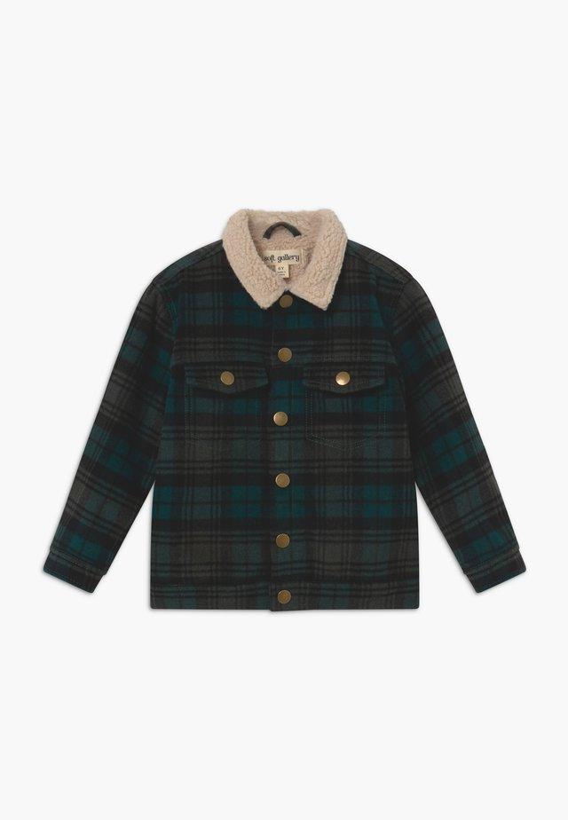 BAYOU - Winter jacket - forrest check