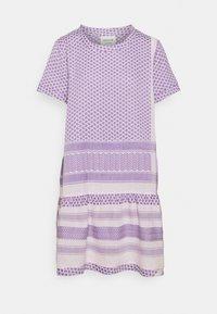lavender fog/lavender silk