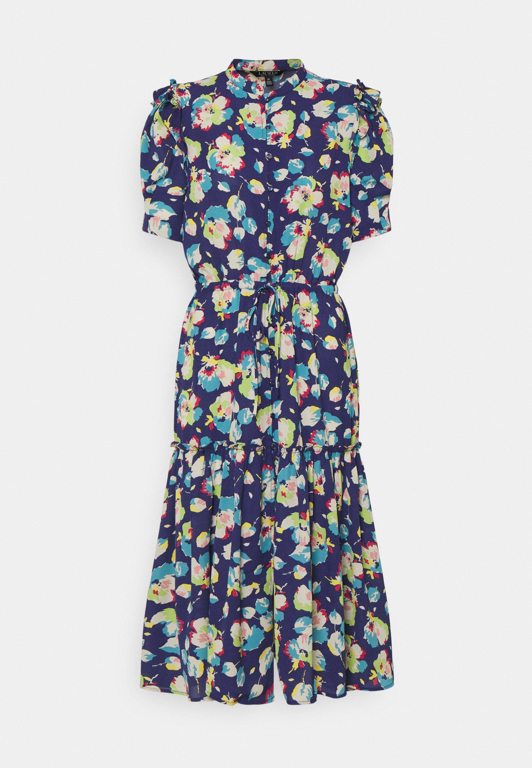 Women BAYZEE ELBOW SLEEVE CASUAL DRESS - Shirt dress