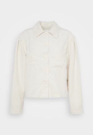 MADDIE JACKET - Summer jacket - white dusty light