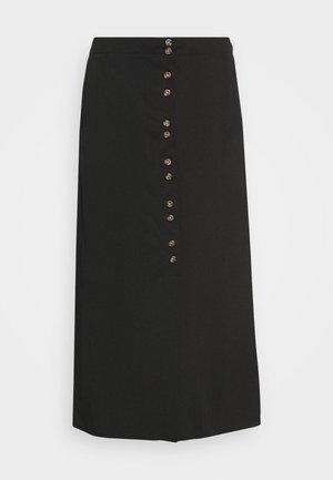 VMHAFIA SKIRT - A-line skirt - black